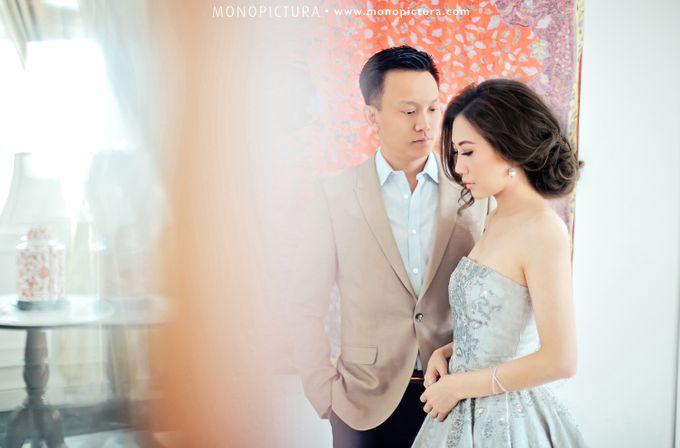 Jakarta Prewedding by Elmer by Monopictura - 005