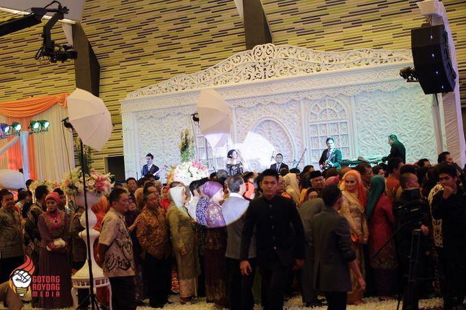 Gisa & Adit Wedding by Gotong Royong Media - 031