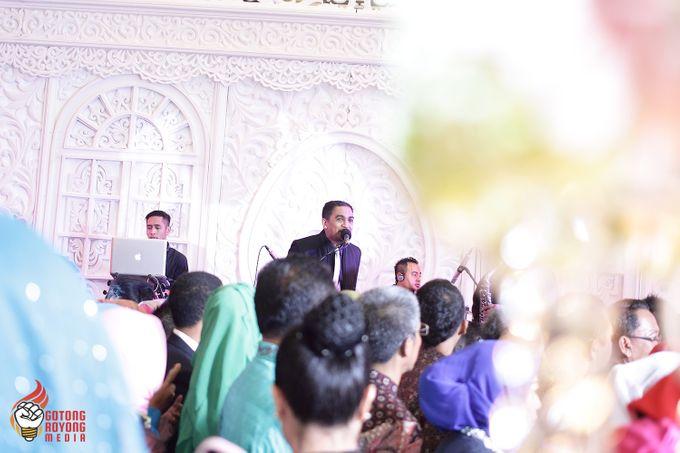 Gisa & Adit Wedding by Gotong Royong Media - 035