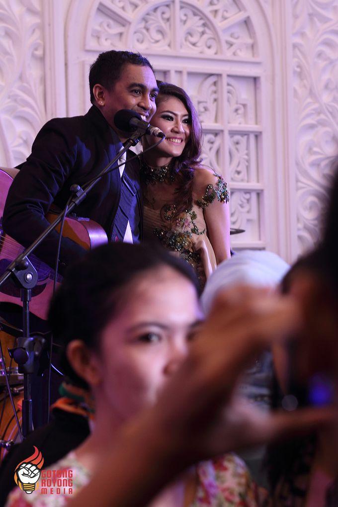 Gisa & Adit Wedding by Gotong Royong Media - 037
