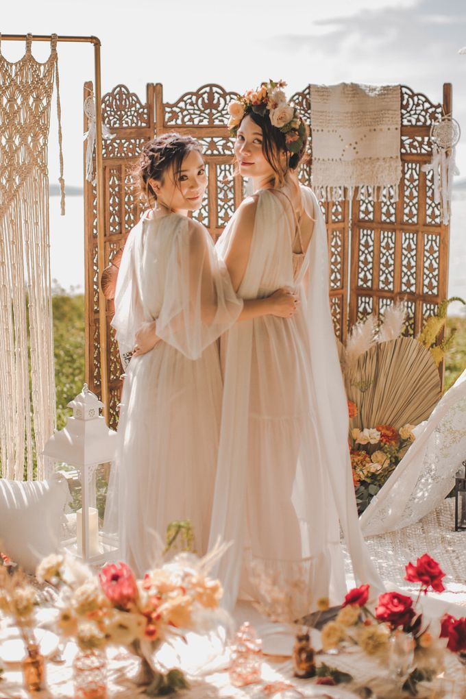 Bohemian Sisters Boudoir by Whimsey June - 014