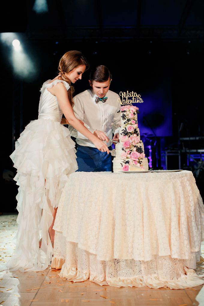 Fairytale Wedding for Nikita & Valentina by BMWedding - 042