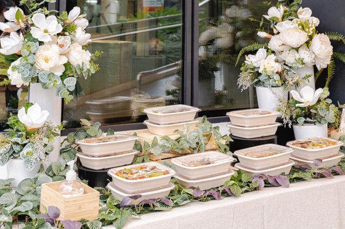 Grain Weddings (Bento) by Grain Catering - 003