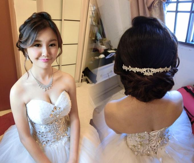 Wedding Day Look by Joan Tan - 010