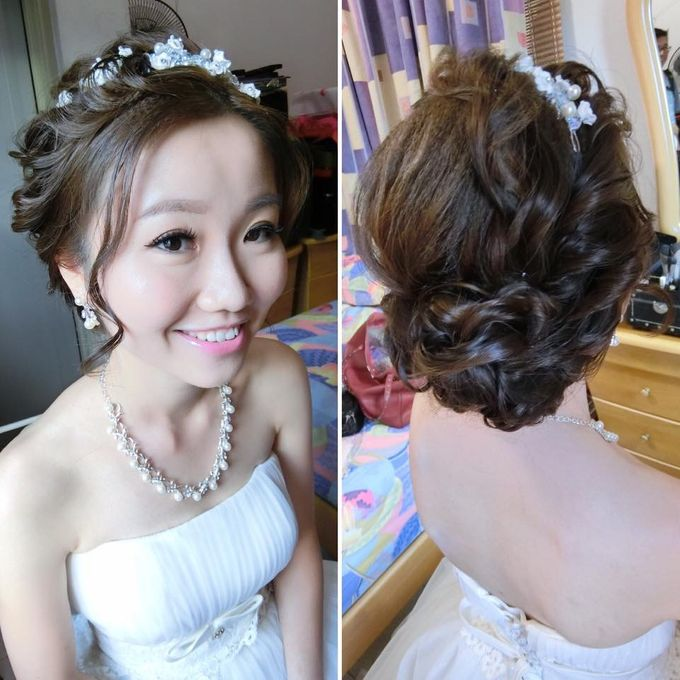 Wedding Day Look by Joan Tan - 015