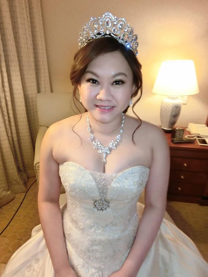 Wedding Day Look by Joan Tan - 016