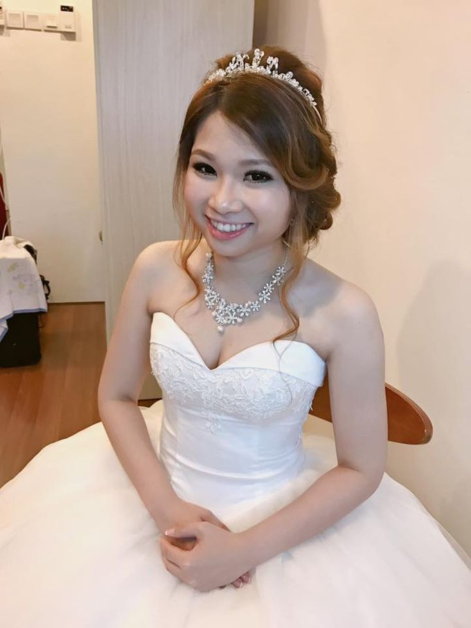 Wedding Day Look by Joan Tan - 017