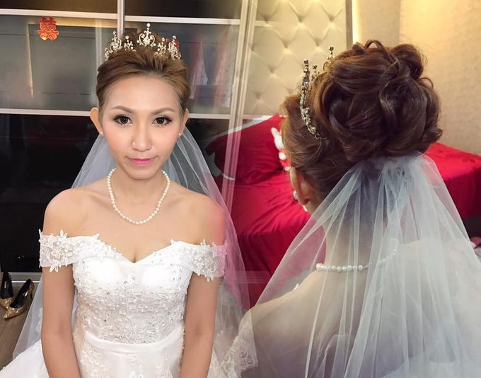 Wedding Day Look by Joan Tan - 018