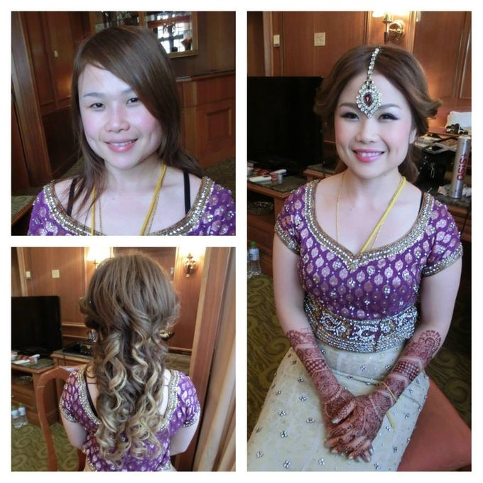 Wedding Day Look by Joan Tan - 002