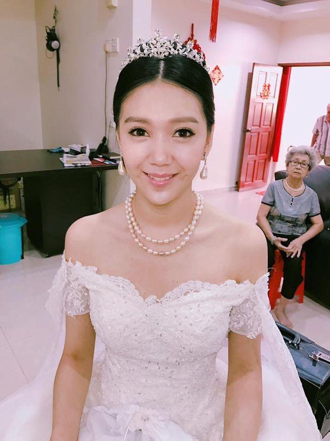 Wedding Day Look by Joan Tan - 021