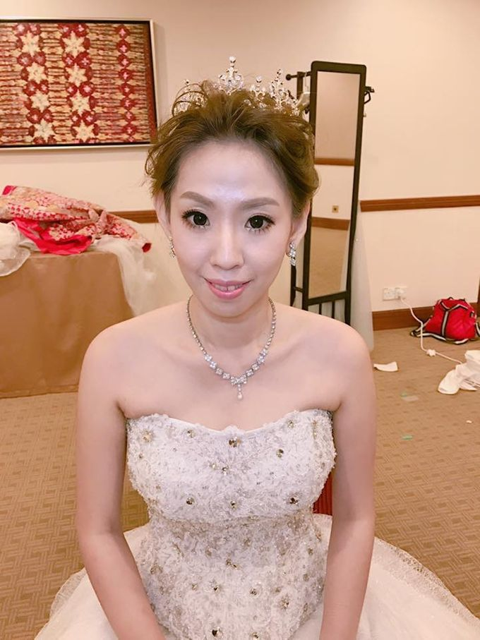 Wedding Day Look by Joan Tan - 022