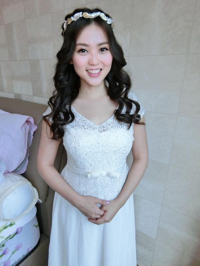Wedding Day Look by Joan Tan - 023