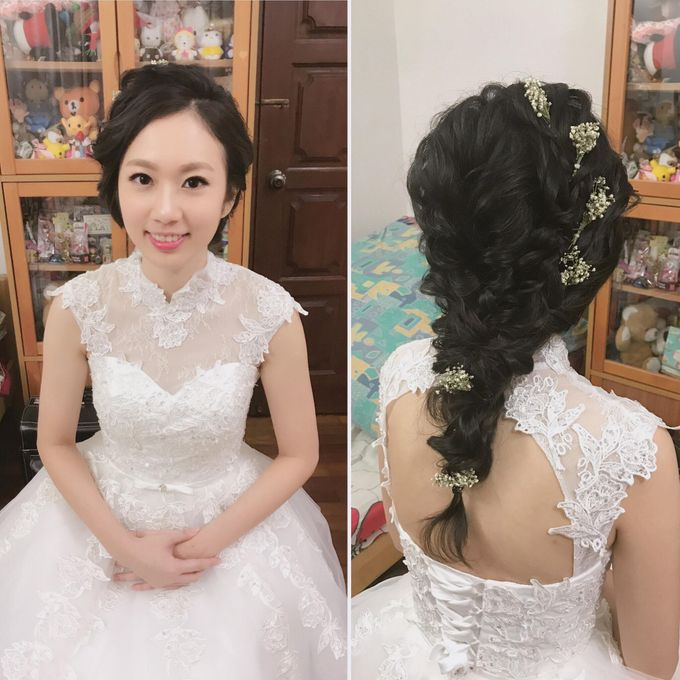 Wedding Day Look by Joan Tan - 024