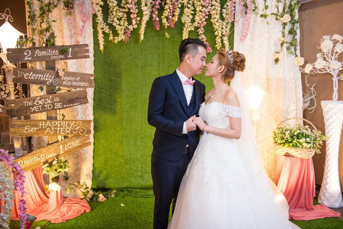 Wedding Day Look by Joan Tan - 027