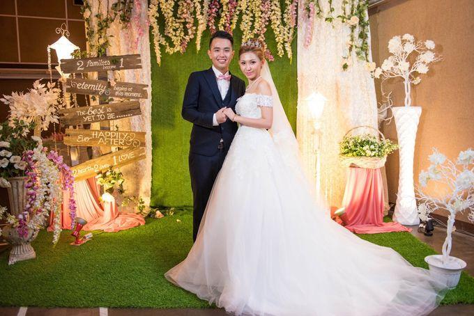 Wedding Day Look by Joan Tan - 028