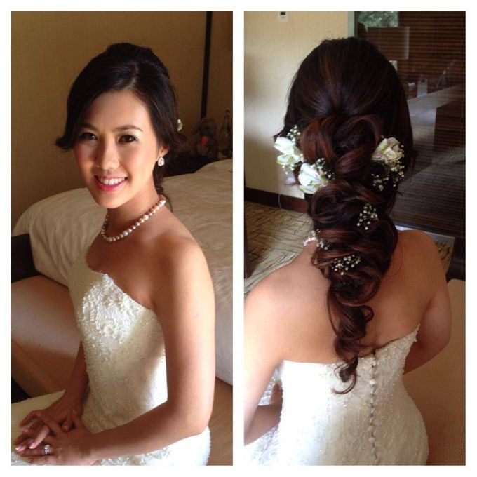 Wedding Day Look by Joan Tan - 003