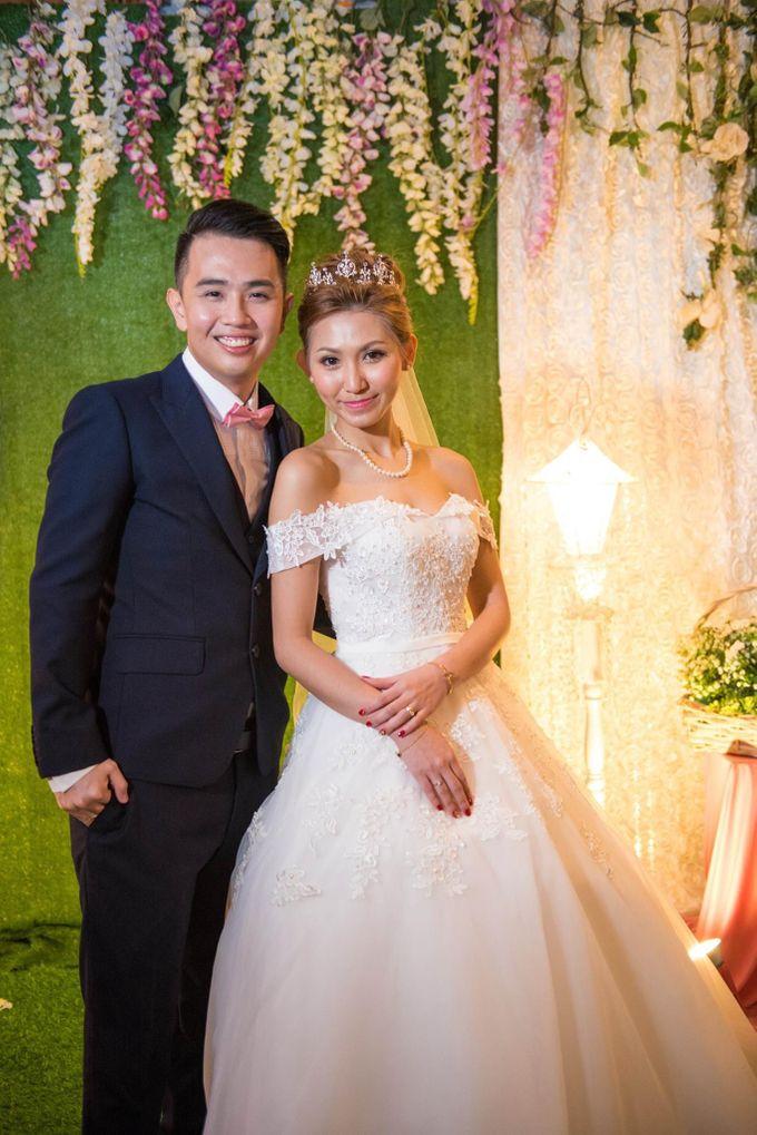 Wedding Day Look by Joan Tan - 030