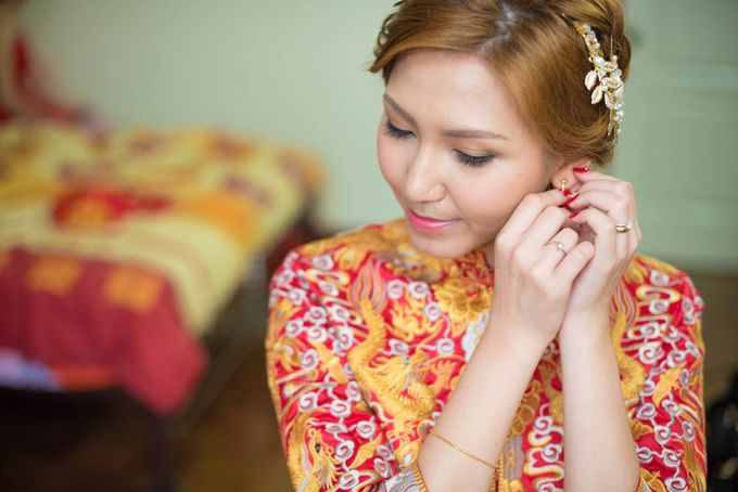 Wedding Day Look by Joan Tan - 033