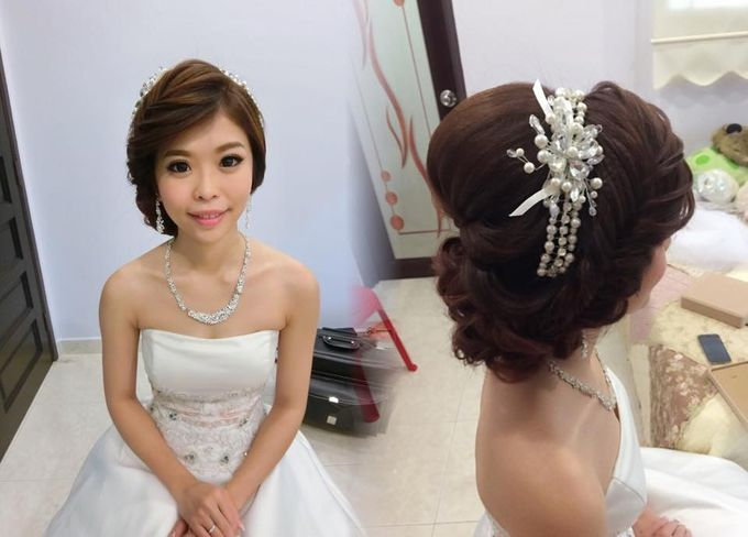 Wedding Day Look by Joan Tan - 005