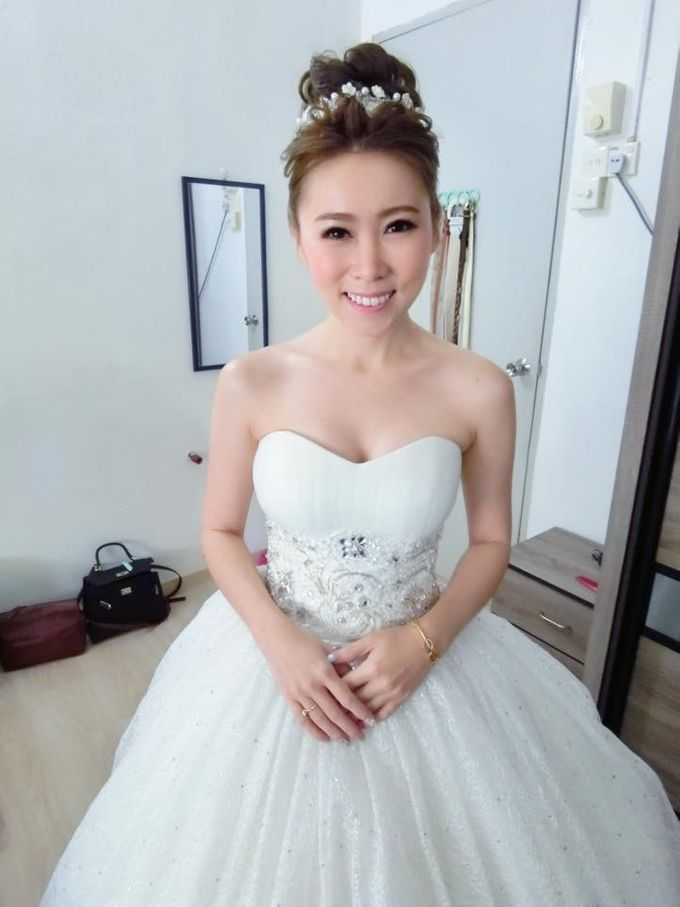 Wedding Day Look by Joan Tan - 006