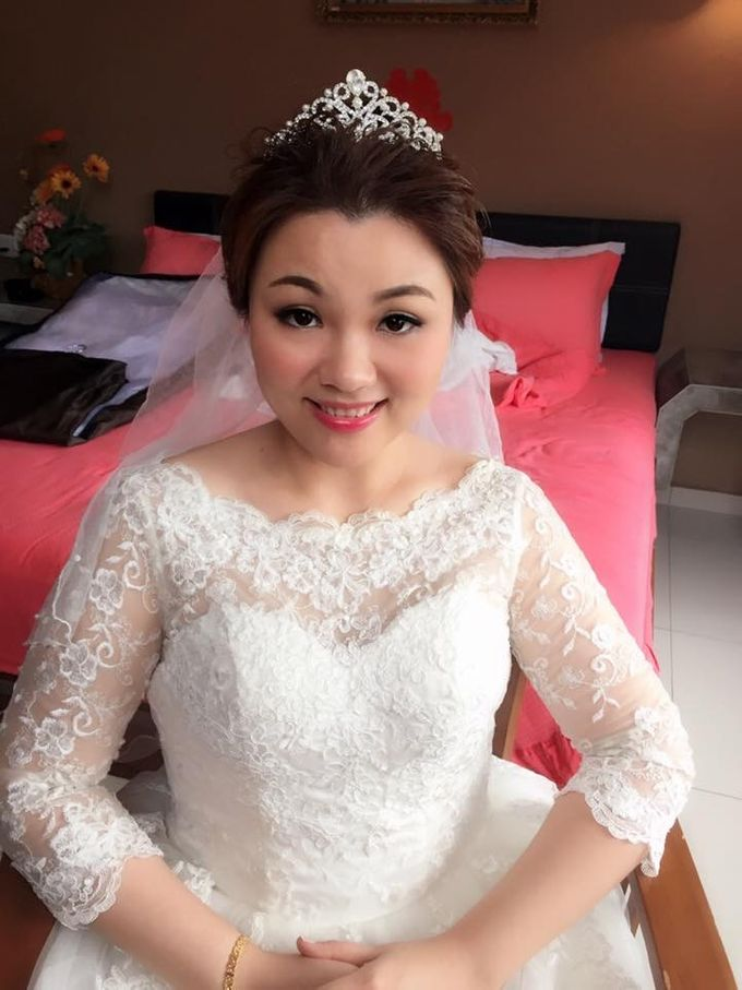 Wedding Day Look by Joan Tan - 009