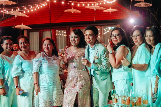 Wedding After-Party Raymond & Sonya (Indonesia) by DJ Berlin Bintang - 009