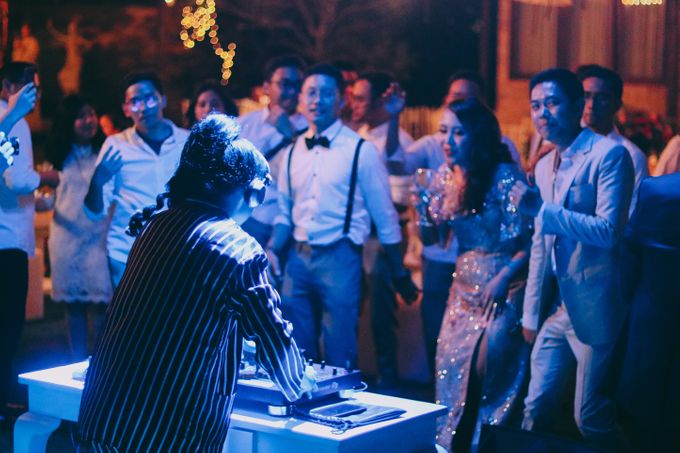 Wedding After-Party Raymond & Sonya (Indonesia) by DJ Berlin Bintang - 010