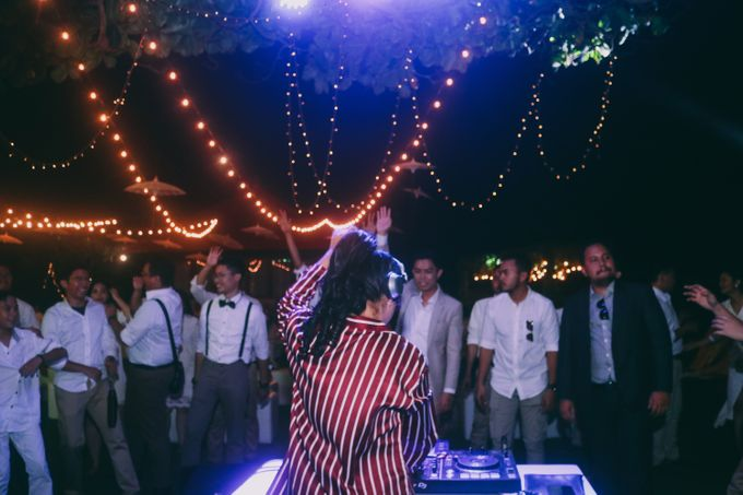 Wedding After-Party Raymond & Sonya (Indonesia) by DJ Berlin Bintang - 005