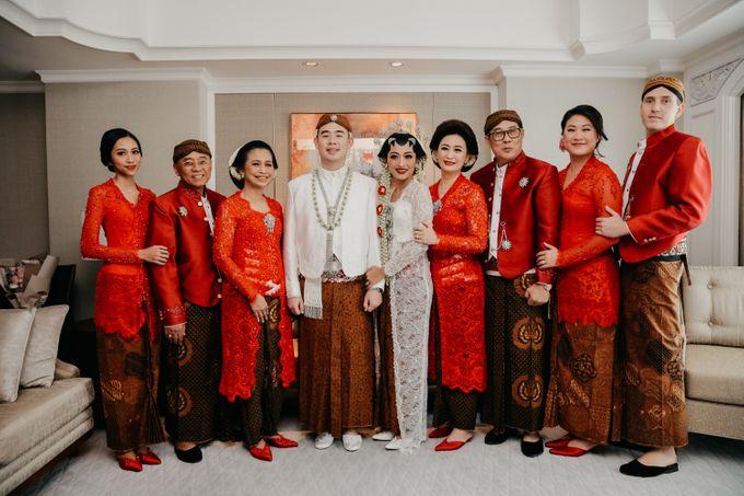 Panggih Ceremony of #BerKatNikah by ProjectDEA Wedding Planner - 008