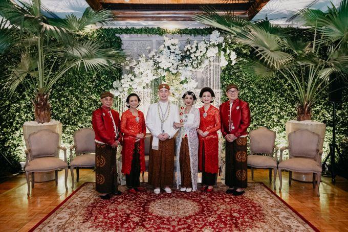 Panggih Ceremony of #BerKatNikah by ProjectDEA Wedding Planner - 014