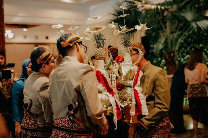 Panggih Ceremony of #BerKatNikah by ProjectDEA Wedding Planner - 003
