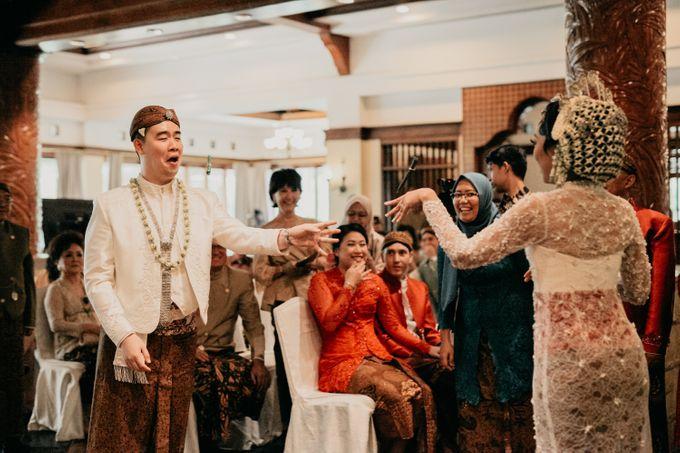 Panggih Ceremony of #BerKatNikah by ProjectDEA Wedding Planner - 005