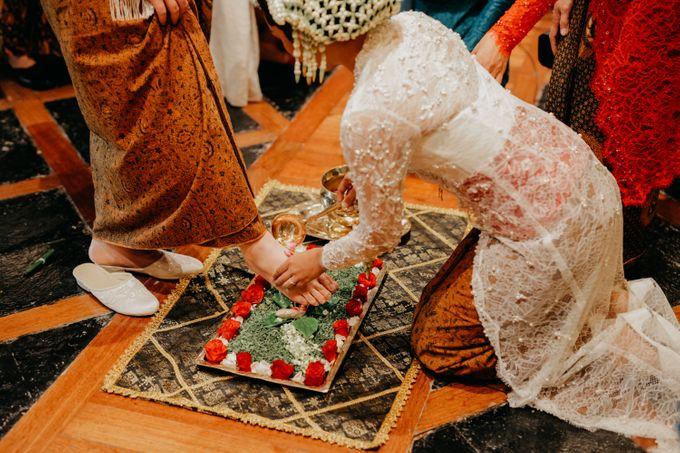 Panggih Ceremony of #BerKatNikah by ProjectDEA Wedding Planner - 015