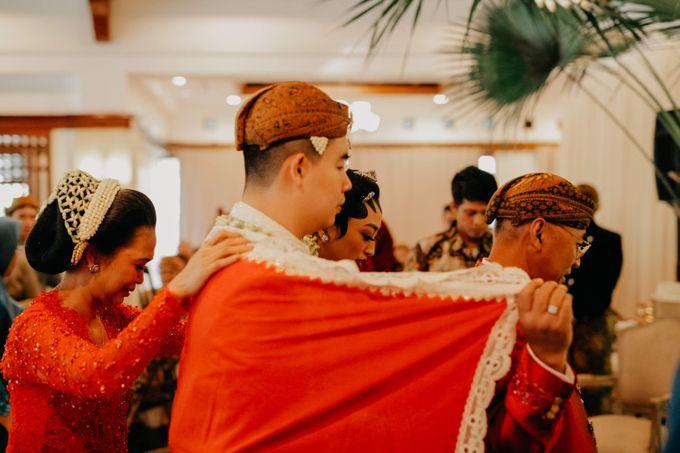 Panggih Ceremony of #BerKatNikah by ProjectDEA Wedding Planner - 001