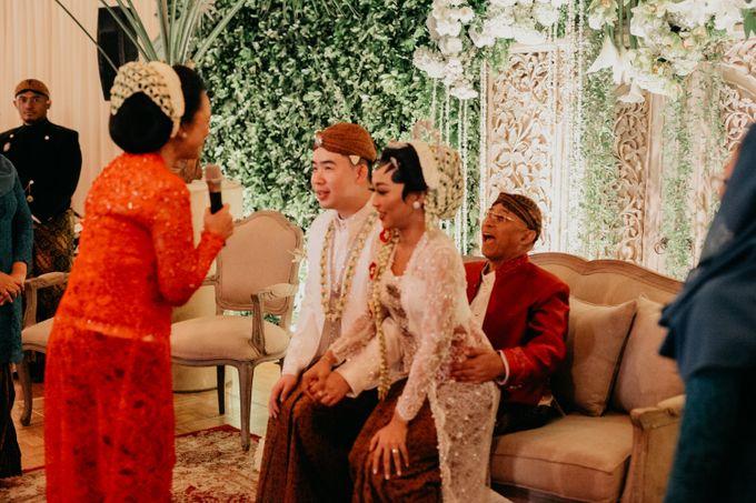 Panggih Ceremony of #BerKatNikah by ProjectDEA Wedding Planner - 007