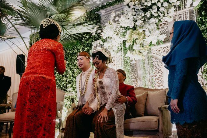 Panggih Ceremony of #BerKatNikah by ProjectDEA Wedding Planner - 006