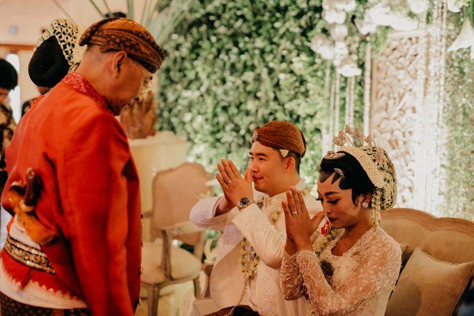 Panggih Ceremony of #BerKatNikah by ProjectDEA Wedding Planner - 004