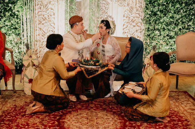 Panggih Ceremony of #BerKatNikah by ProjectDEA Wedding Planner - 016