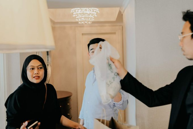 Dinner Reception of #BerKatNikah by ProjectDEA Wedding Planner - 001