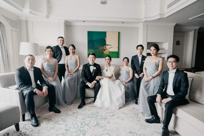 Dinner Reception of #BerKatNikah by ProjectDEA Wedding Planner - 015