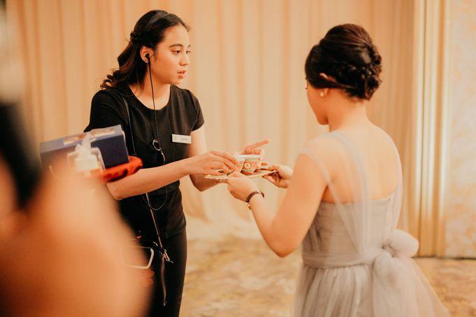 Dinner Reception of #BerKatNikah by ProjectDEA Wedding Planner - 002