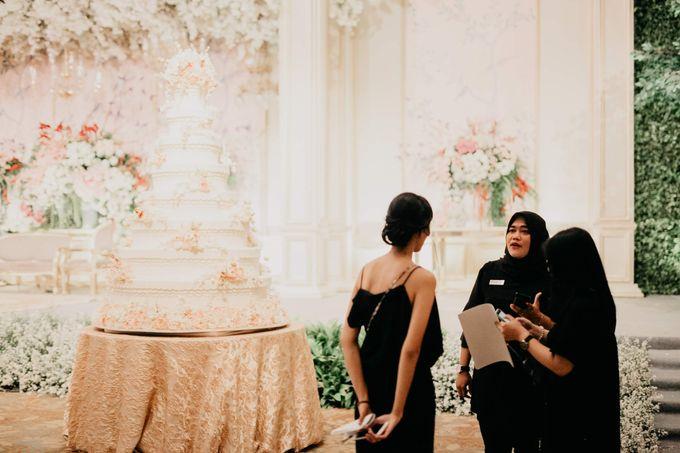 Dinner Reception of #BerKatNikah by ProjectDEA Wedding Planner - 006