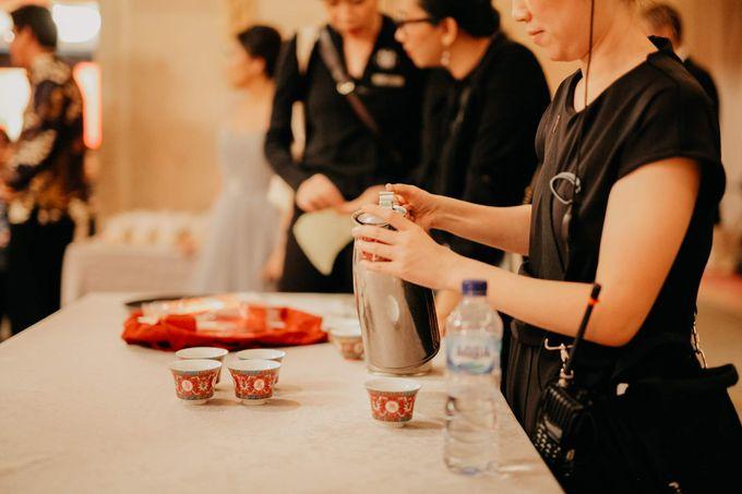 Dinner Reception of #BerKatNikah by ProjectDEA Wedding Planner - 003