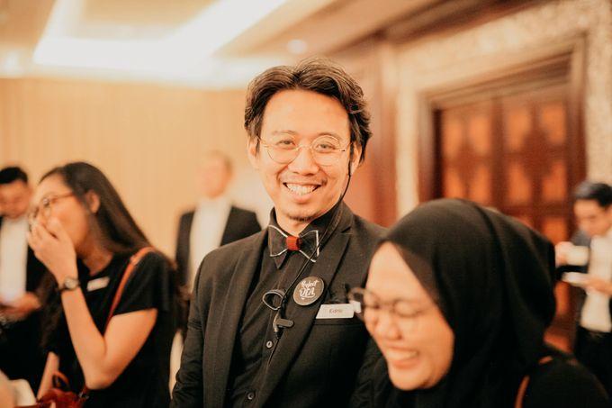 Dinner Reception of #BerKatNikah by ProjectDEA Wedding Planner - 007