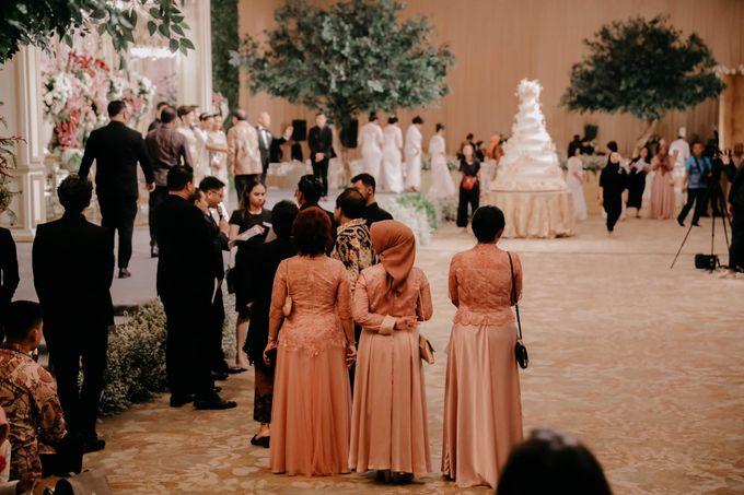 Dinner Reception of #BerKatNikah by ProjectDEA Wedding Planner - 009