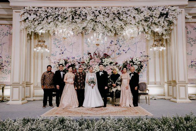 Dinner Reception of #BerKatNikah by ProjectDEA Wedding Planner - 012