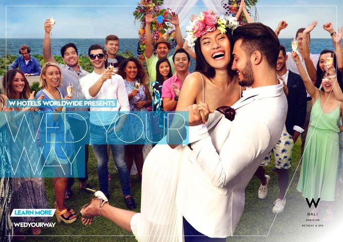 Wed Your Way by W Bali - Seminyak - 003