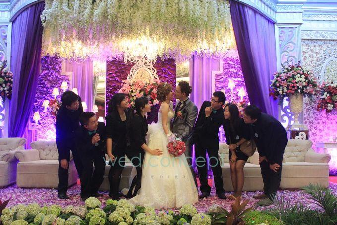 The Wedding of Albert & Juni by WedConcept Wedding Planner & Organizer - 002