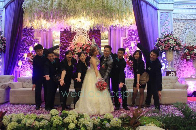 The Wedding of Albert & Juni by WedConcept Wedding Planner & Organizer - 001