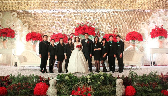 The Wedding of Chris & Martha by WedConcept Wedding Planner & Organizer - 011